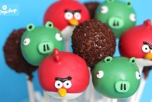 ♡Angry Birds Party♡