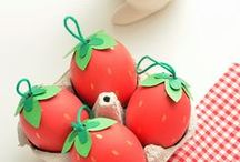 ♡Easter♡ / Many ideas to do with Easter... / by Bij Saab