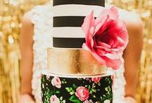 Wedding Cakes & Sweets / Drop dead gorgeous wedding cakes!