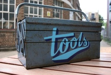 Tool/Outil / by Phil Gold