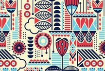 Pattern and design inspiration / To inspire creation! / by Amy Gascoigne