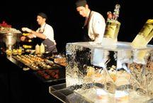 Wedding Ideas - Food and drink / Food&desire's food, drinks, food stations, bars, and innovative menu items