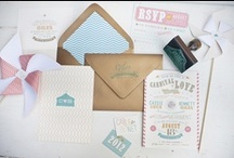 invitation suites / by Oh Lovely Day®