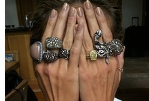 Rings, bling, sparkle :)