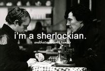 Sherlocked & Cumberbatched  ♥ / by Dóry Tímár