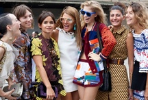 Street Style / What the girls are wearing.  You girls are so stylish!  :) / by rebecca incorvia