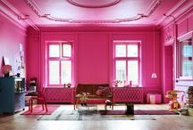 Think Pink!  / by david bromstad
