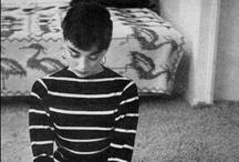 Audrey Hepburn / by Dóry Tímár