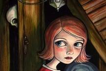 Nancy Drew Inspired Fan Art