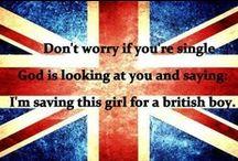 British Boys  / by Dóry Tímár