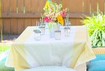 Picket Fence: Parties We Create! / a round up of parties from www.atthepicketfence.com