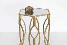 End Tables / End Tables carried by Cadieux Interiors.