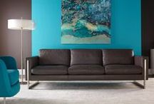 SOFAS  / Here you will find a variety of sofa styles we love. Ranging from Classic Modern, Traditional to Relaxed Casual. Comfortably suited for Living, Family or Great rooms. All styles can be purchased through Cadieux Interiors.