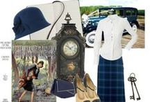 Nancy Drew Fashion Outfits / Dress like Nancy - here are ideas from around the web that people have put together to create the perfect Nancy Drew look.