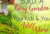 fairy gardens / by Sharon Callahan