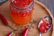 Foodie - Sauces, Syrups, Pickles and Jams