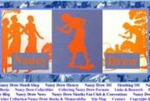 Nancy Drew 85th Anniversary / 85 mysterious and fun pins about Nancy Drew and her 85th anniversary