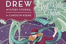 Nancy Drew Secret of Red Gate Farm / Nancy Drew book #6 The Secret of Red Gate Farm