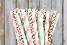 ♡Paper Straws♡