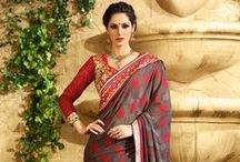 Georgette Indian Sarees! / Looking for latest Georgette Saree Designs? Checkout our board for georgette sarees collection from India. Our georgette sarees are not just stunning it is great quality along with worldwide delivery.  Check out more at: https://www.gravity-fashion.com/women/saree/georgette