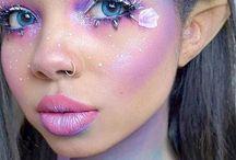 Beautiful Halloween Makeup