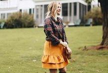 Fall Fashion / Fall Outfit