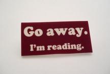 Never Enough Books.