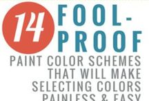 {Color Schemes} / Inspiration for color schemes for your home.