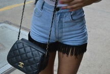 DIY - Clothes - Pants / Tutorials and Inspiration (for pants and shorts) / by Lucia M