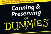 Food - Learning to Can