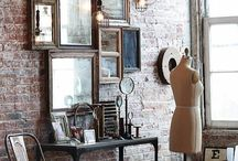 Home Decor / Home decor ideas and inspirations.  / by Kallie Ward