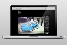 Webdesign Inspiration / by Amanda Plenet