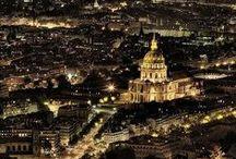 Paris, je t'aime / by Madeline Monaco