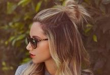 Hair do! / Easy updo's and cool hairdo's! Check it out!
