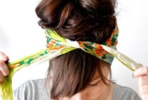Hair, Makeup & Nails / Hair Styles. Up-Do's. Nails. Makeup. Simple. Chic. Cute. Fun. Playful. Sweet. Romantic. / by Liz L