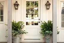 Welcome Home / entry ways and exteriors