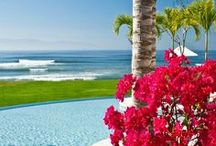 Tropical Paradise /  Tropical parts of the world; featuring on the amazing surroundings, beauty & fashion. / by Debbie Orcutt