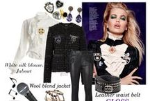 LA MUSE | Polyvore / Thank you for being inspired and sharing your looks and sets with us. Here are our personal highlights.