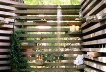 Home: Bathrooms / Indoor. Outdoor. Showers. Baths.  / by Liz L