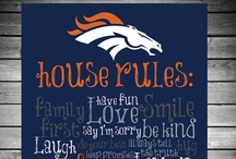 Broncos / by Lisa Hudson
