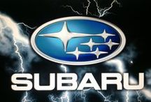 Subaru Love / Subaru cars, trucks, racing, off roading and history.  / by Sue Rummery