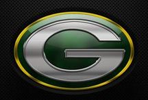 Green Bay Packers / The pride of Titletown. More than just the Packers and Green Bay, Wisconsin. Great tailgate food, fans and history. / by Sue Rummery