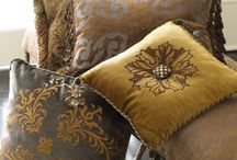 Decorated Pillows / by Marilyn (Freeland)  Taylor