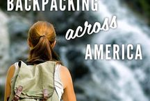 Outdoors / Camping, hiking, etc... / by Kallie Ward