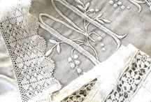 Linen / Napkins & Tablecloths / Beautiful Linens  / by Marilyn (Freeland)  Taylor