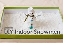 Winter Fun / Winter doesn't have to be all bah! humbug! Here's some fun things to do this winter! / by Educational Insights