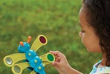 Bug Toys, Games, and Activities for Kids / See what's buzzing around these bug-tastic toys, games, and activities, perfect for preschool learning! #Bugs #Learning #Preschool