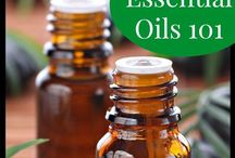 Essential Oils / Essential oil facts, suggested uses, etc.