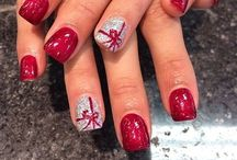 Girly Things - Christmas Nails
