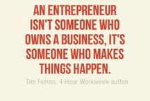 General Entrepreneurship secrets / Want to learn how to be an entrepreneur? This board is for you